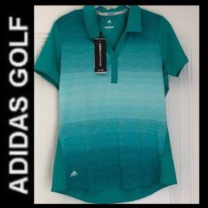 NWT ADIDAS Women's Golf Polo  ⛳️